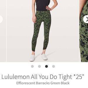 Lululemon All You Do Tight
